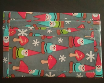 Garden Gnomes Duck Tape Wallet
