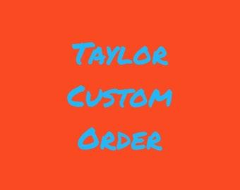 Custm bow order!