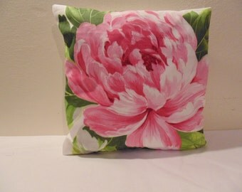 Designers Guild 100% Cotton Fabric Charlottenberg Peony Cushion Cover 30 x 30 cm