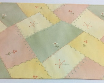 French Country Inspired Placemats