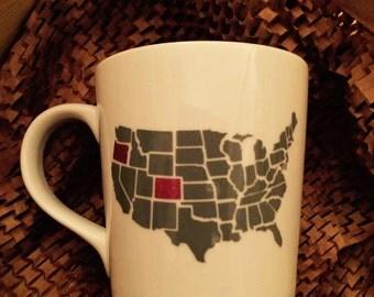 Friendship State Mug