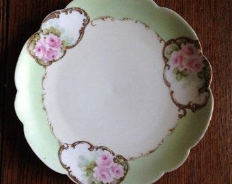 c1900 Rosenthal Plate