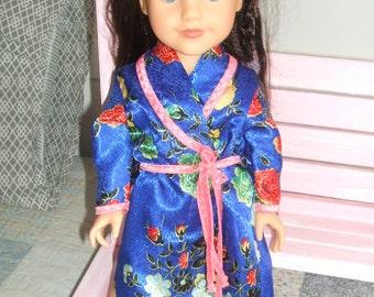 "18"" doll housecoat"