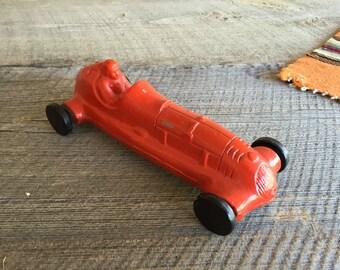 Vintage Hubley-Styled Cast Indy Racer