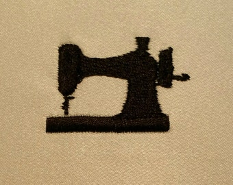 Sewing Machine Mini Design Machine Embroidery File Instant Download