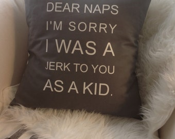 Dear Naps Pillow