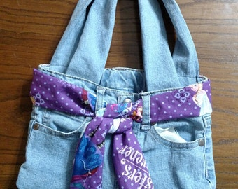 Frozen Jean Purse