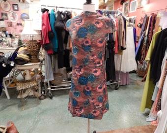 1950's  Dress & Skirt  matching lining