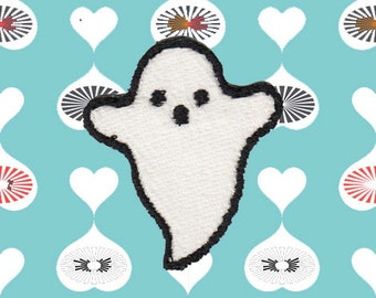 Small Ghost Patch (Free Shipping)