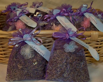 Lavender Sachets- Made in Vermont