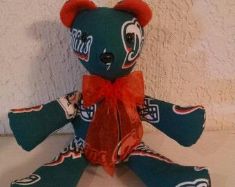 Miami Dolphin's Bear