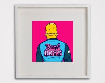 Homer - Dough Boyz