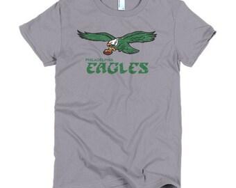 Philadelphia Eagles Inspired Womens T-Shirt