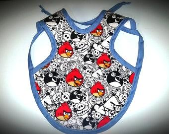 Bapron - Baby bib: Angry Birds