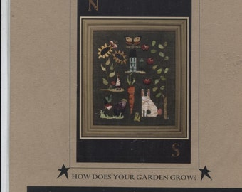 How Does Your Garden Grow by Prairie Moon