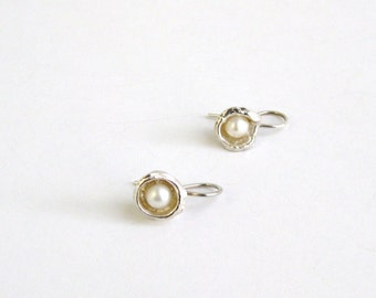 Earrings 'Oysters'