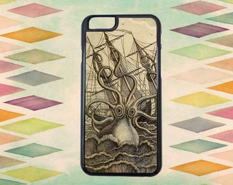 Release The Kraken! Case: iPhone 4 / 4s, 5c or 5 / 5s, 6 / 6s, 6 Plus / 6s Plus.