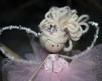 Rosie Wire Fairy Doll