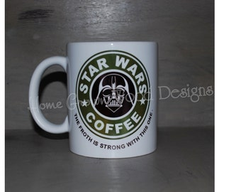 Star Wars - The Froth Is Strong With This One mug