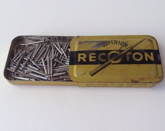 Recoton Phonograph Needles (175 of them!)