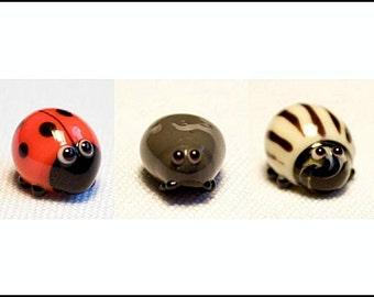 Insects - Cute Glass Super Mini Fugirune