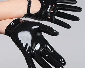 Syren Latex Driving Gloves