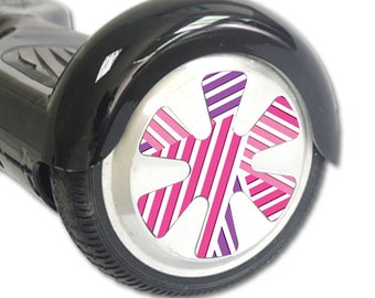 Skin Decal Wrap for Hoverboard Balance Board Scooter Wheels Lipstick