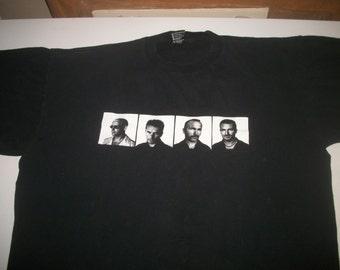 U2 tour t shirt 1997 POP