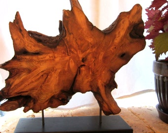 Old Growth Pine Driftwood Slab