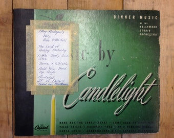 Music by Candlelight Dinner Music- Vintage Record