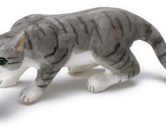 Dollhouse Miniatures 1:12 Scale Cat #A0066