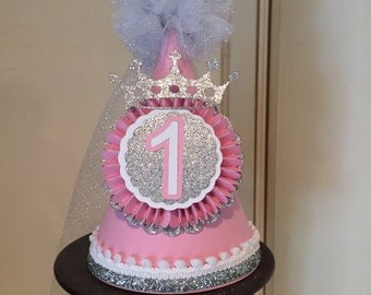 Cinderella Princess Birthday Party Hat