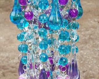 Maura Crystal Wind Chime