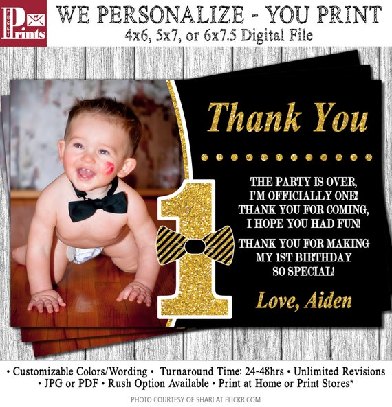 Birthday Thank You Letter Wording