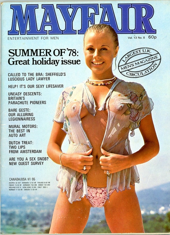 Mature sex magazines fucking