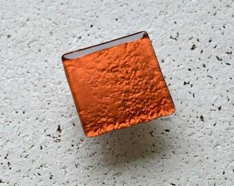 Caramel Glass Cabinet Knob. Copper Drawer Knob. Furniture Hardware. Amber Cabinet Handle. Copper Furniture Hardware. Rustic Cabinet Knob