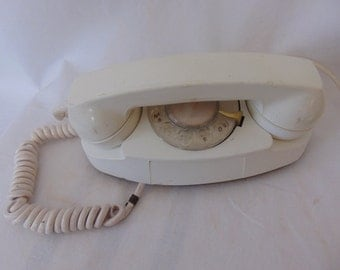 White princess phone