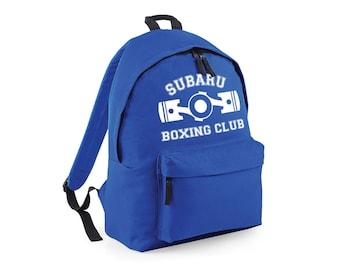 Subaru Boxing Club Men's Backpack
