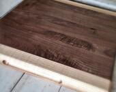 Bread Board, Wooden Tray,...