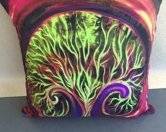 Bright & Colourful Cushion Cover