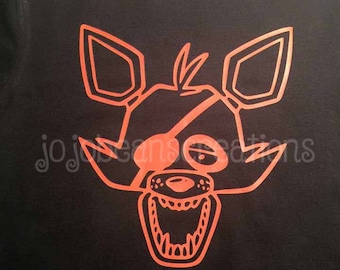 Foxy from Five Nights at Freddy's T-Shirt