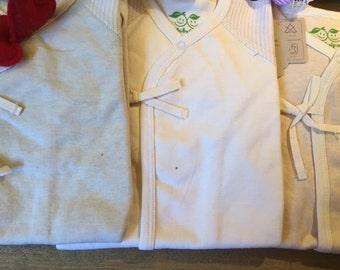 Organic Baby Bodysuit, 3 Pack Of Organic Baby Bodysuits, Newborn Bodysuit, Matching Set, Baby Shower Gift Set, 0-3Months, Organic Clothes