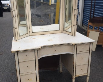 Small Vintage Vanity- Customize it!