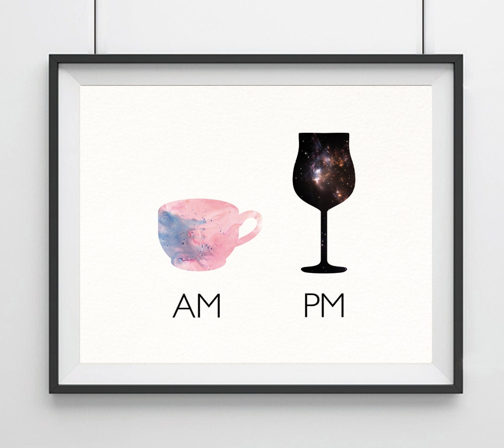 Kitchen art wine -  Zoom