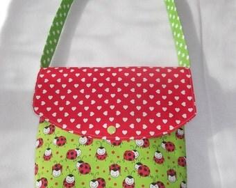 Kindergarten children bag beetle
