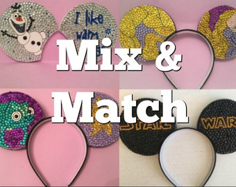 Mix & Match - Choose Your Design (Adult)