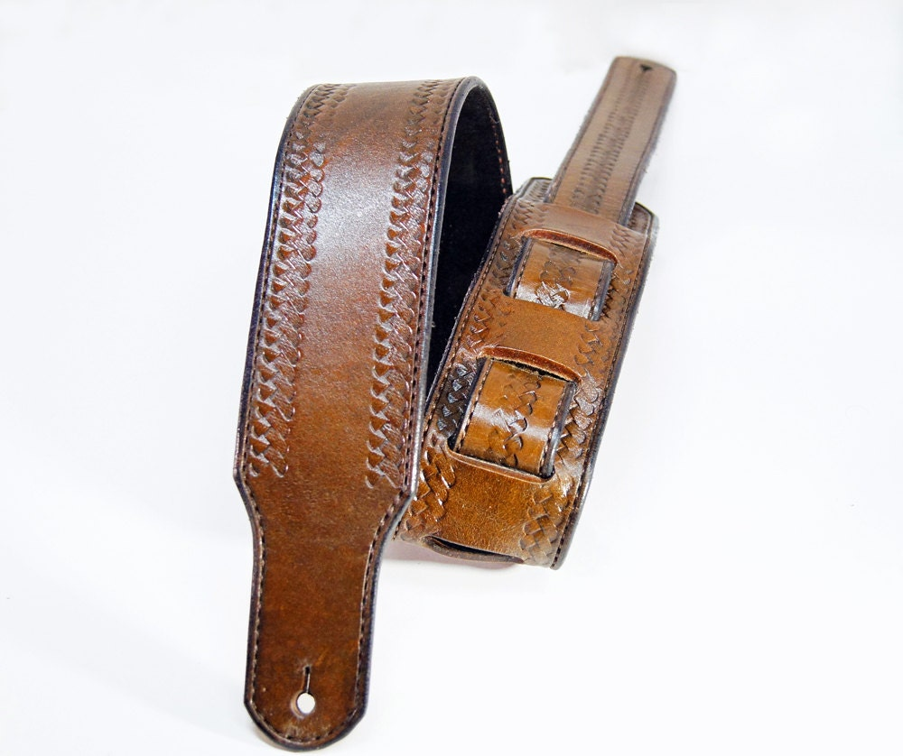 handmade guitar straps leather guitar handmade genuine leather adjustable 8184