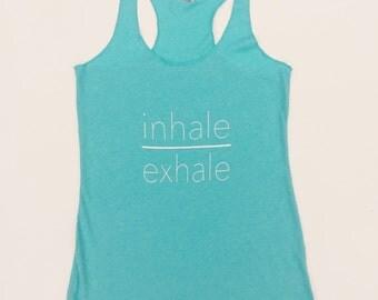 Women's Inhale Exhale Tank