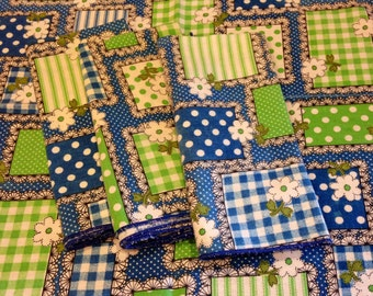 70's napkin set | vintage napkins set of 4