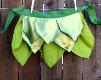 PRICES REDUCED! ~ Tinkerbell Dress Up Half Apron ~ Basic or Decorative Fairy Costume Apron for children ~ Limited Amount Left!!
